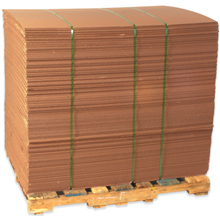 Single Wall Corrugated Sheets