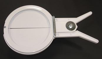 lexan plastic valve aluminum valve